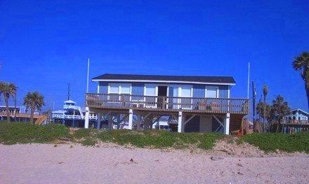 Beachfront in Jamaica Beach!- See Haus - Image 1 - Galveston - rentals