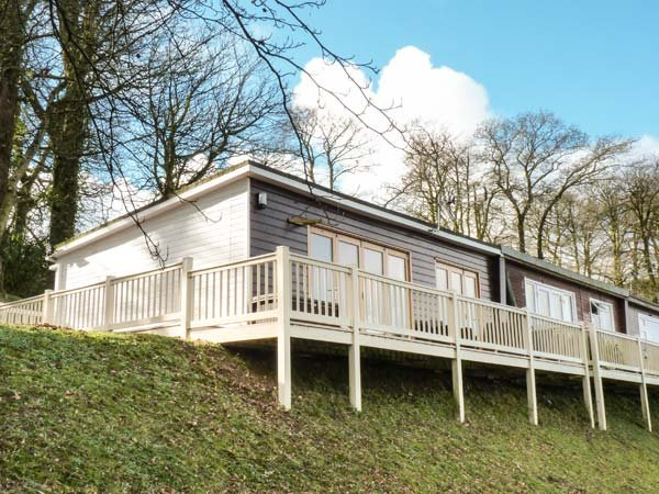 I C LUNDY, end-terrace chalet, on-site facilities, indoor and outdoor swimming pool, WiFi, in Buck's Cross, Ref 933511 - Image 1 - Bucks Cross - rentals