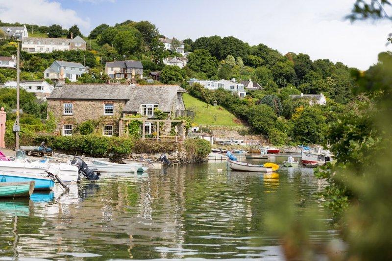Island House - Image 1 - Golant - rentals