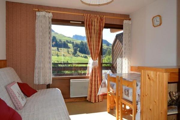 CHALET DE LESSY C Studio + small bedroom 4 persons - Image 1 - Le Grand-Bornand - rentals