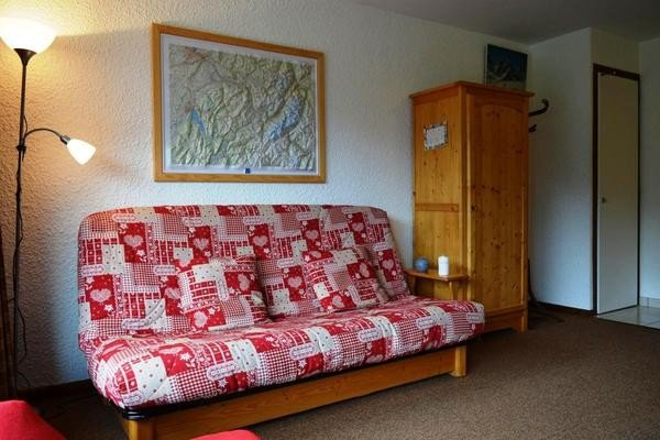 ERABLE Studio + sleeping corner 4 persons - Image 1 - Le Grand-Bornand - rentals