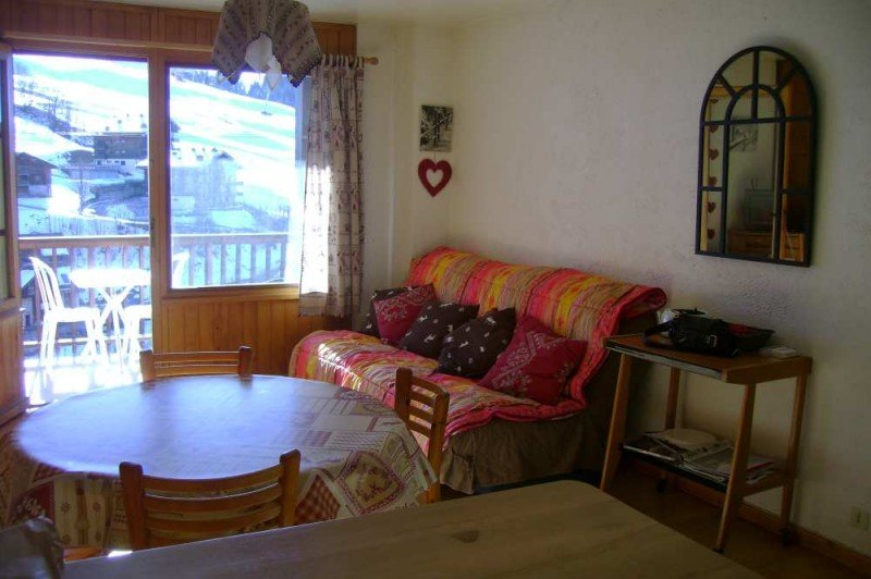 VARDASE 2 rooms 4 persons - 2 - Image 1 - Le Grand-Bornand - rentals