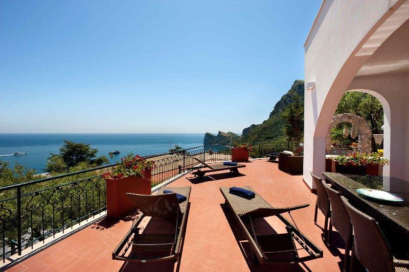 Villa Sea Breeze - Image 1 - Marina del Cantone - rentals