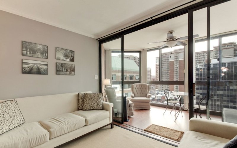 Furnished 1-Bedroom Condo at Fairfax Dr & N Quincy St Arlington - Image 1 - Arlington - rentals