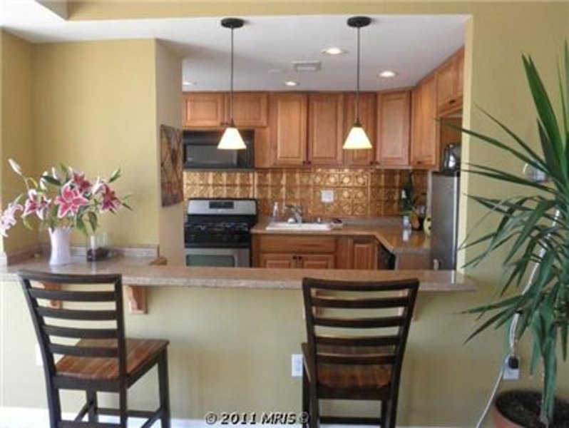 Furnished 2-Bedroom Condo at Fairfax Dr & N Lynn St Arlington - Image 1 - Arlington - rentals