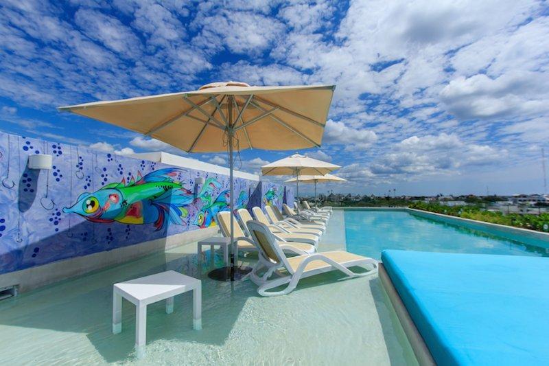 Playa vacation rentals | A-Nah Penthouse - Image 1 - Playa del Carmen - rentals