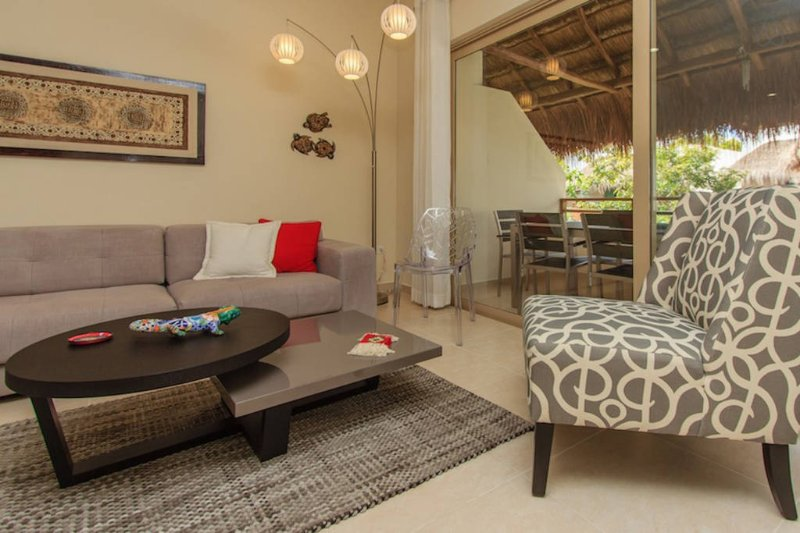 Zama Gardens penthouse Luzera - Image 1 - Tulum - rentals