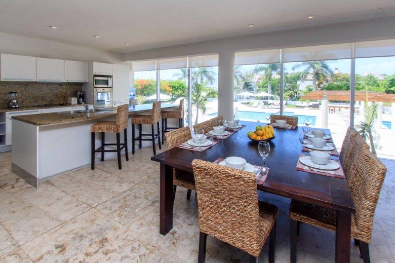 3 bedroom condo in Magia Complex - Image 1 - Playa del Carmen - rentals