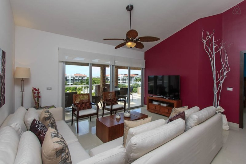Mareazul penthouse Estrella de Mar - Image 1 - Playa del Carmen - rentals