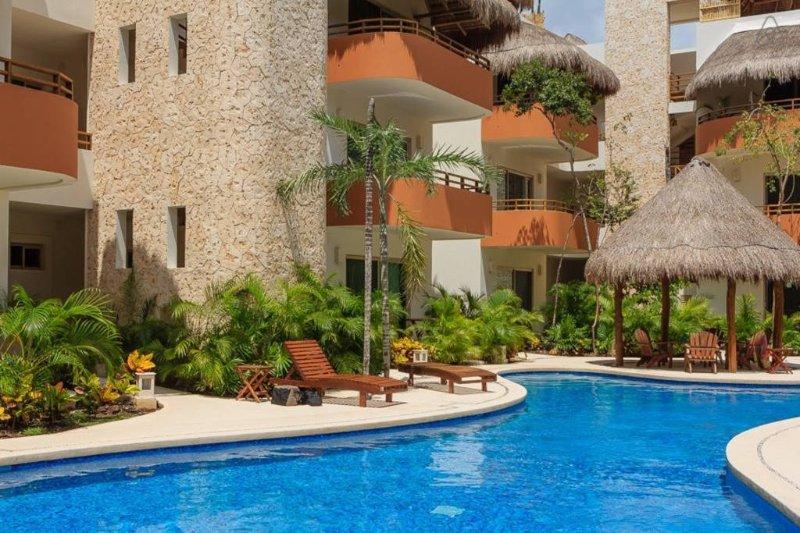 Real Zama Condo Iguana - Image 1 - Playa del Carmen - rentals