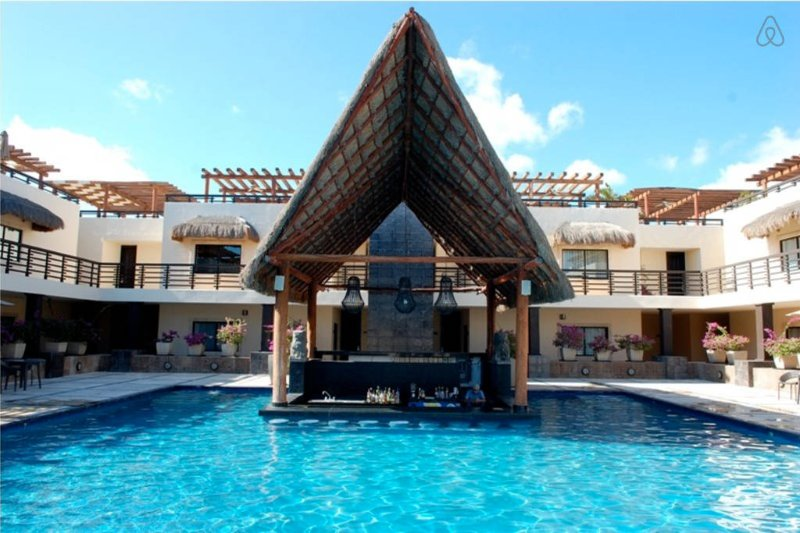 Aldea Thai penthouse Kool - Image 1 - Playa del Carmen - rentals