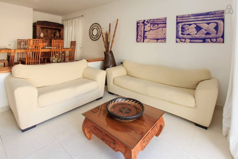 Villa Mayamar Orange, great choice for families - Image 1 - Playa del Carmen - rentals