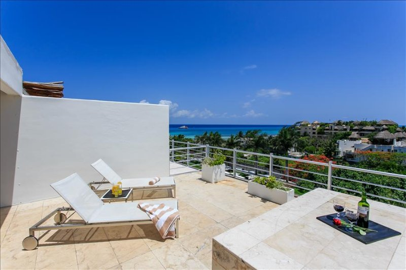 Magia_penthouse_Sunrise - Image 1 - Playa del Carmen - rentals