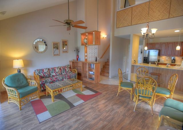 Front Row Two-Bedroom with an Amazing Ocean View - Image 1 - Kihei - rentals