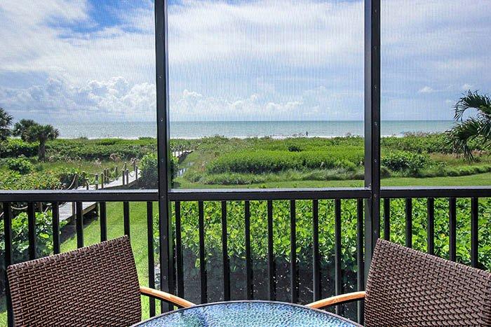 VIEW - Shorewood 1B - Sanibel Island - rentals