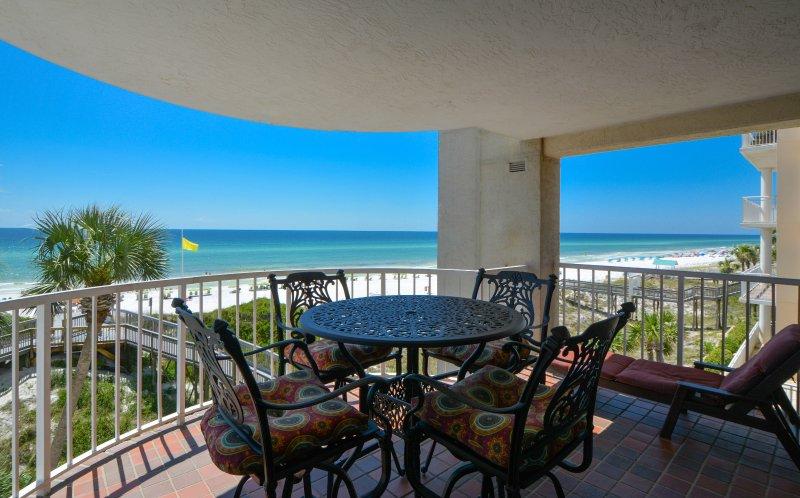 Beachfront! Floor to Ceiling Windows! Amazing View - Image 1 - Destin - rentals