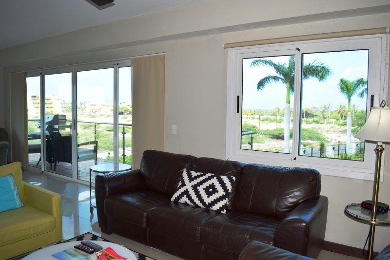 Aqua Vista Three-Bedroom Condo - P211 - Image 1 - Eagle Beach - rentals