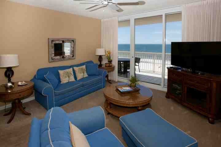 Beach Club A-1010 - Image 1 - Fort Morgan - rentals