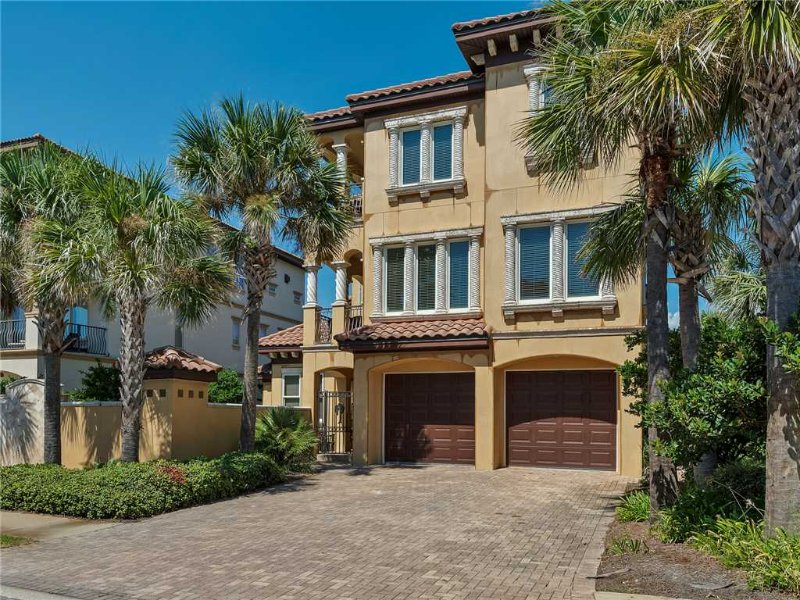 Under The Tuscan Sun - Image 1 - Miramar Beach - rentals
