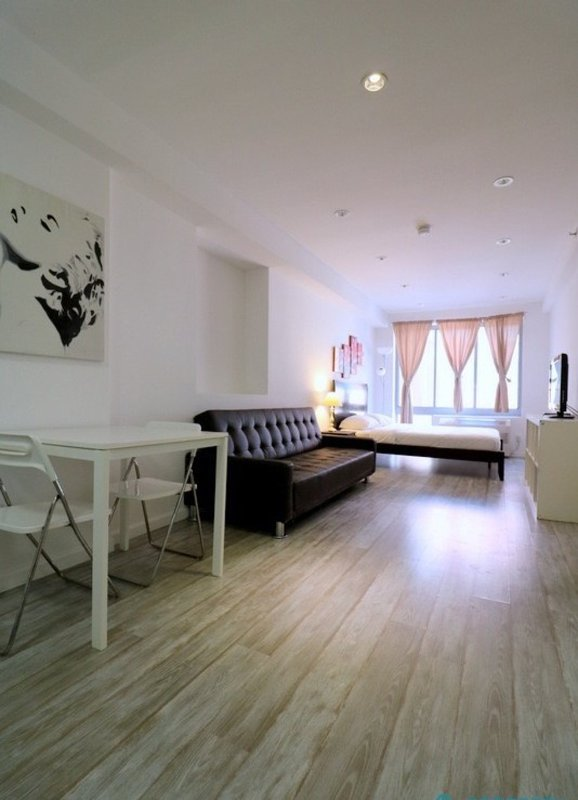 Furnished Studio Apartment at 11th Ave & W 48th St New York - Image 1 - New York City - rentals