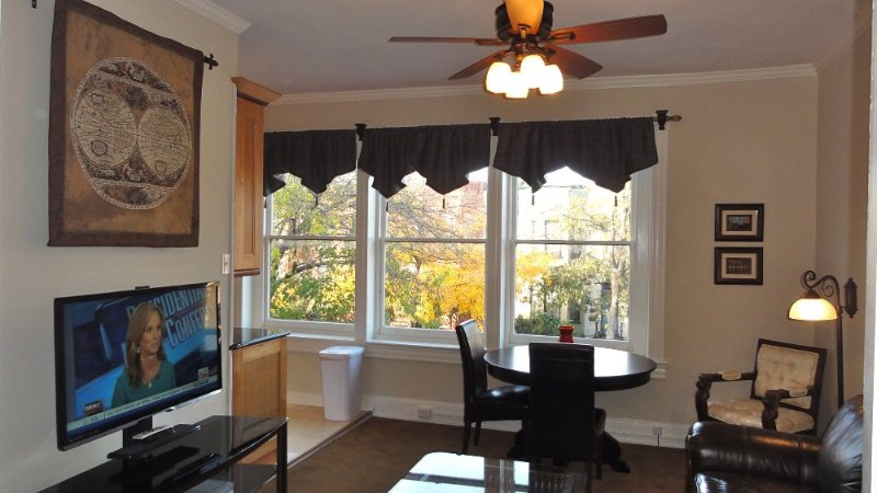 Furnished 1-Bedroom Apartment at 6th St NE & A St NE Washington - Image 1 - Fairlawn - rentals