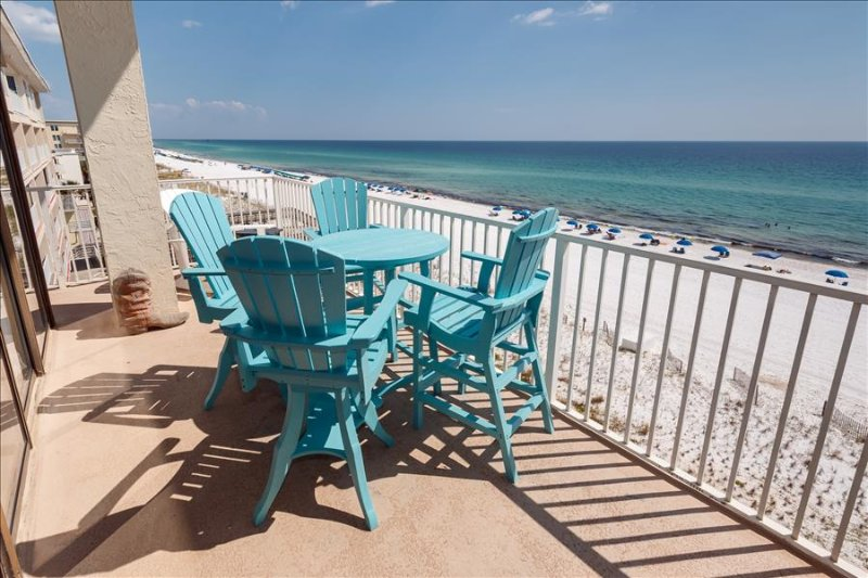 """Gulf Side Unit 601"" Gorgeous Gulf Front Condo - Image 1 - Fort Walton Beach - rentals"