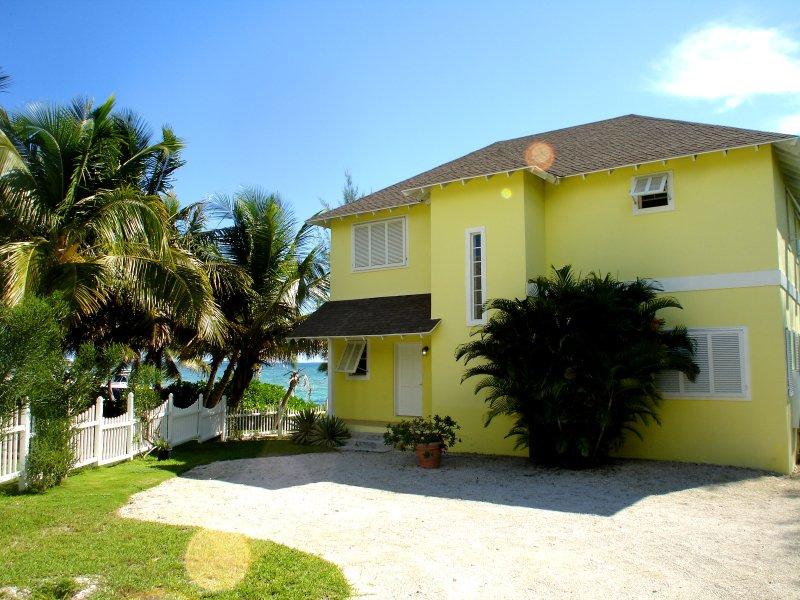 Oceanfront Villa: Rated excellent on TripAdvisor - Image 1 - Nassau - rentals