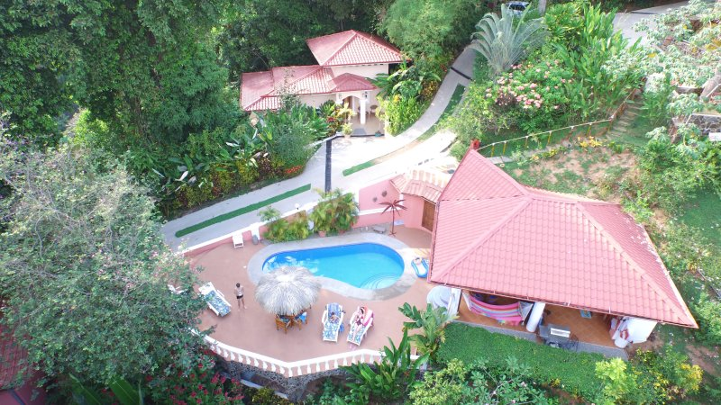 Shelter from the Storm  Villas with Hotel Service - Image 1 - Dominical - rentals