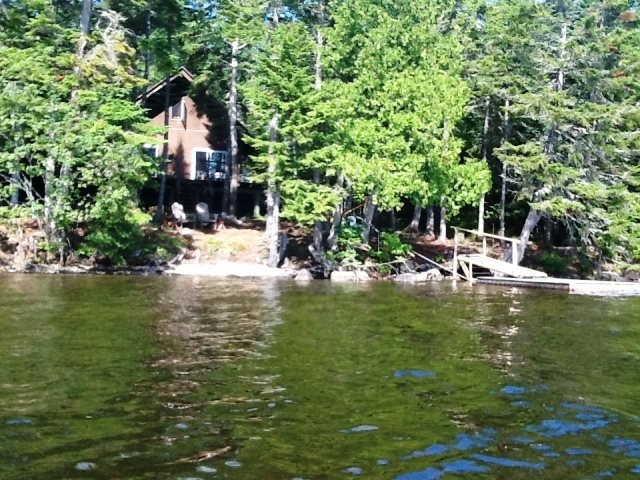 #134B The perfect place to experience the beauty of Moosehead Lake! - Image 1 - Rockwood - rentals
