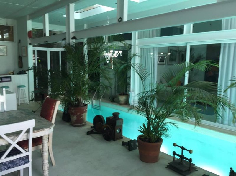 Dining - Fascinating new loft with swimming pool - Oaxaca - rentals