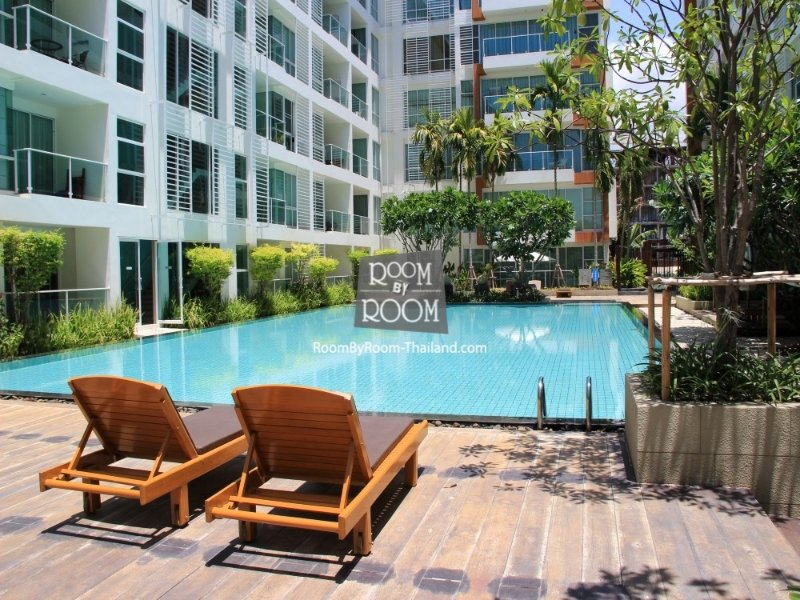 Condos for rent in Hua Hin: C5209 - Image 1 - Nong Kae - rentals
