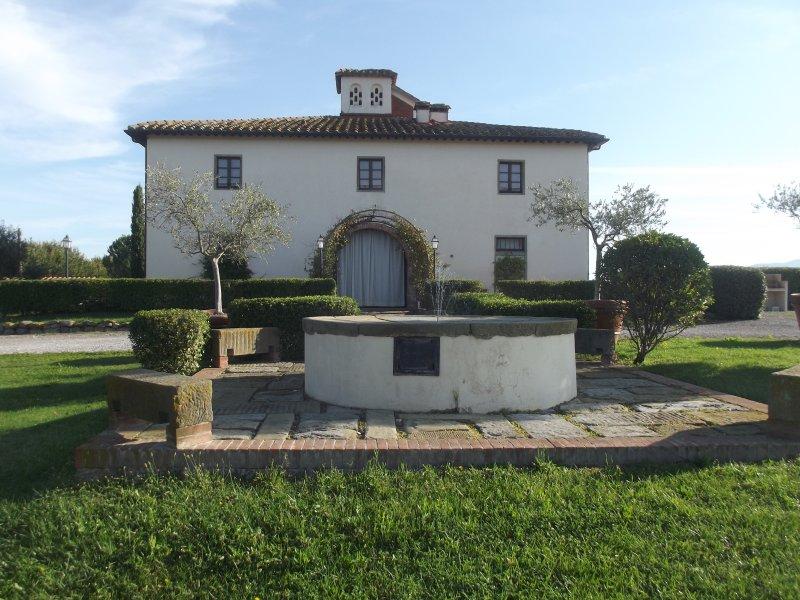 Villa Magnifica - Image 1 - Brolio - rentals