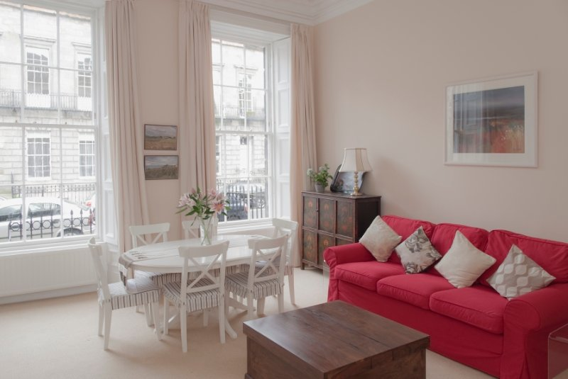 Stockbridge Grandeur at Carlton Street - The Edinburgh Address - Image 1 - Edinburgh - rentals