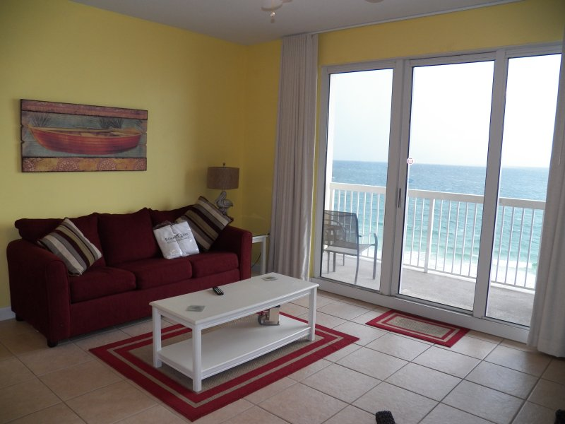 At the beach - Beach front, no fees, check-in from home, sleeps 6 - Panama City Beach - rentals