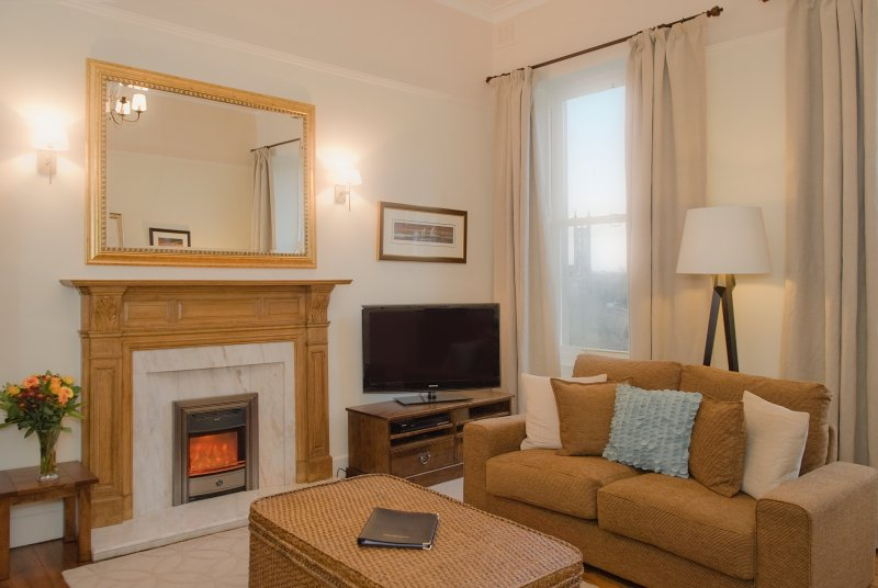 The West End Retreat at Lynedoch Place - The Edinburgh Address - Image 1 - Edinburgh - rentals
