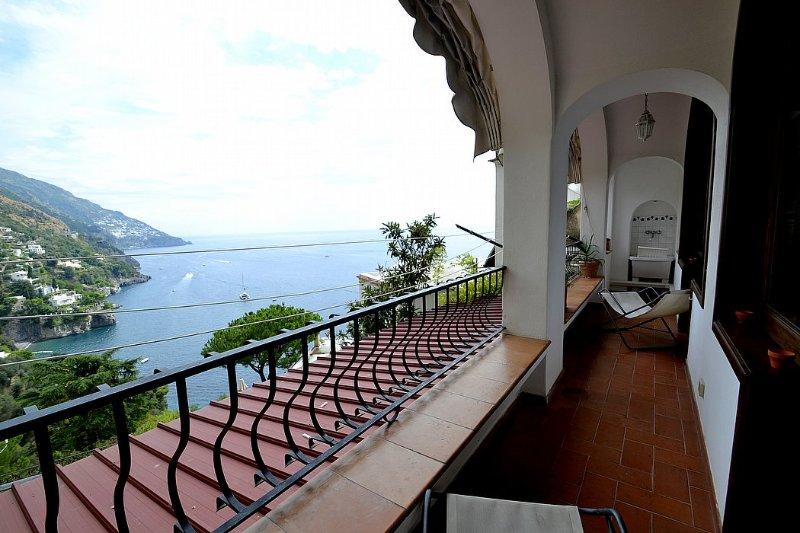 Villa Corradina - Image 1 - Positano - rentals