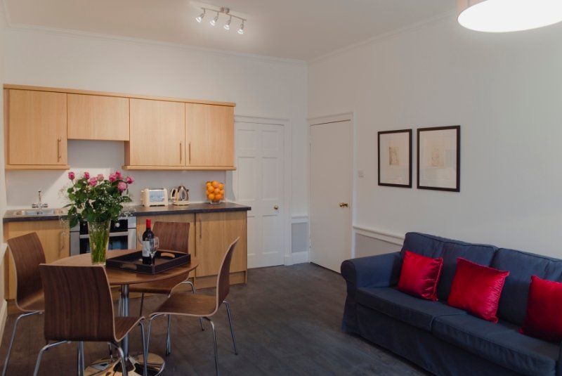 New Town Chic at Northumberland Street - The Edinburgh Address - Image 1 - Edinburgh - rentals