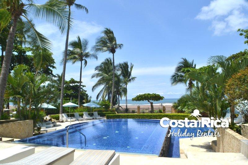 Beachfront Terrace Luxury Acqua Condo A406 - Image 1 - Jaco - rentals