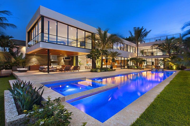 Stunning 6BR Villa Venetia - Image 1 - Miami Beach - rentals