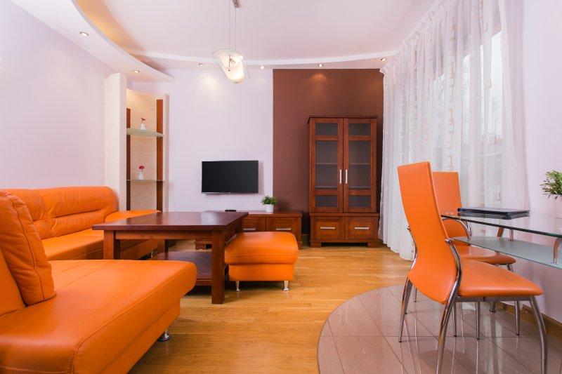 Living area - Atlantis 5 - Krakow - rentals