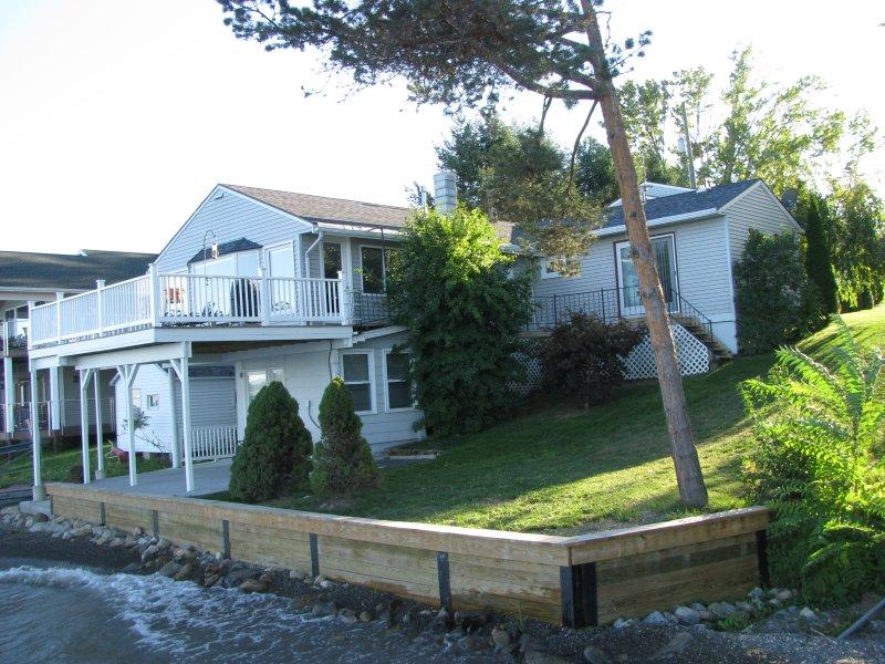 Vineyard Cottage on Cayuga Lake - Finger Lakes, NY - Image 1 - Cayuga Lake - rentals