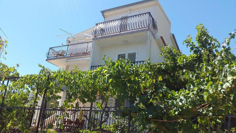 house - 0107SEGV A3(7) - Seget Vranjica - Seget Vranjica - rentals