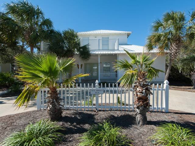 All About Fun - Image 1 - Santa Rosa Beach - rentals