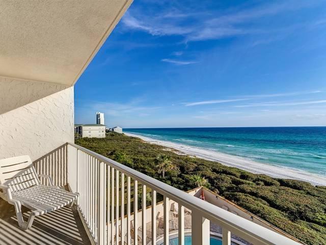 Beachcrest 402 - Image 1 - Santa Rosa Beach - rentals