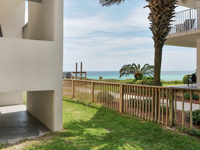 Beachside Condo 13 - Image 1 - Santa Rosa Beach - rentals