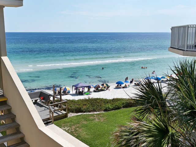 Beachside Condo 21 - Image 1 - Santa Rosa Beach - rentals