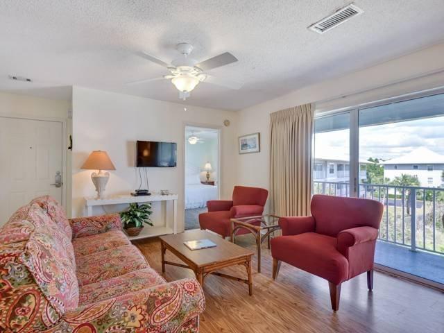 Beachside Villas 431 - Image 1 - Santa Rosa Beach - rentals