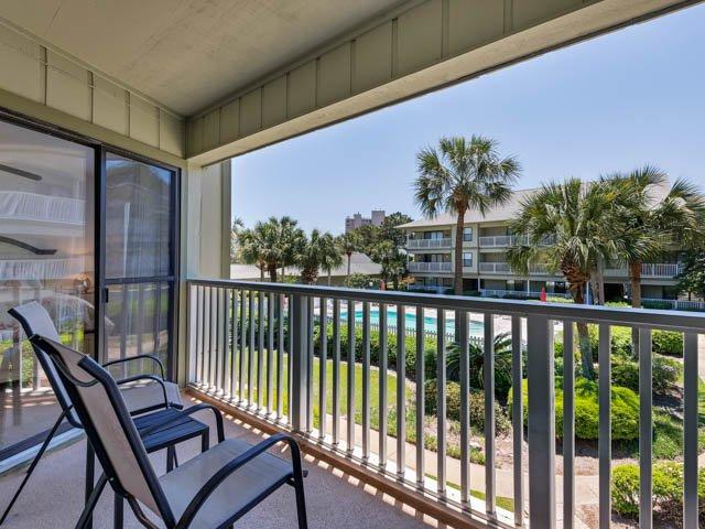 Beachwood Villas 12B - Image 1 - Santa Rosa Beach - rentals