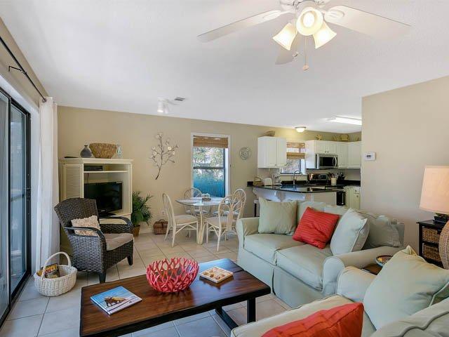 Beachwood Villas 13A - Image 1 - Santa Rosa Beach - rentals