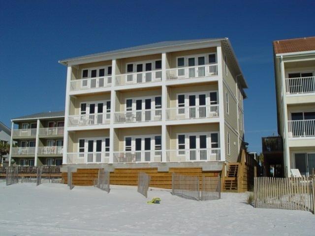 Leeward I Unit 7 - Image 1 - Santa Rosa Beach - rentals